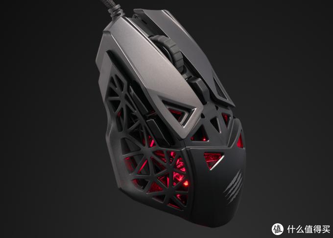 Mad Catz美加狮发布MOJO M1游戏鼠标,70克超轻设计,超低延迟微动