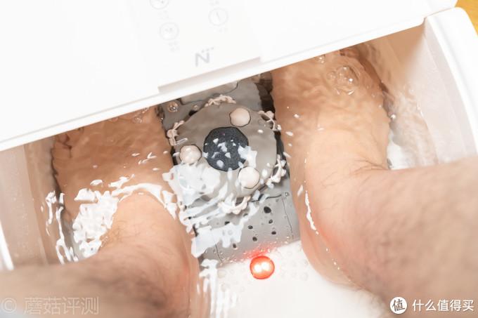 冬天泡脚很舒服,日常使用很方便、网易智造水浴足浴盆 使用体验