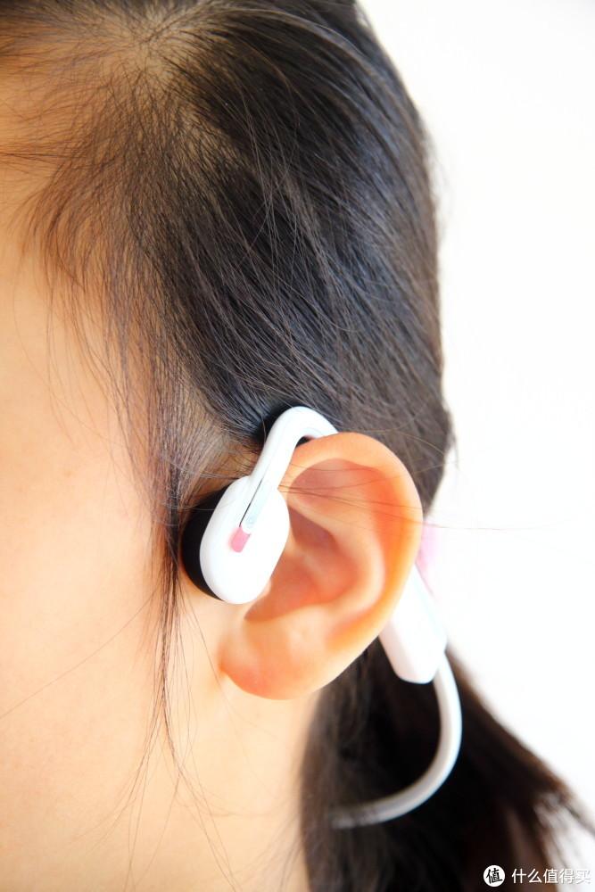 古有掩耳盗铃 今有掩耳听音-- 韶音AS660 OpenMove骨传导蓝牙运动耳机测评