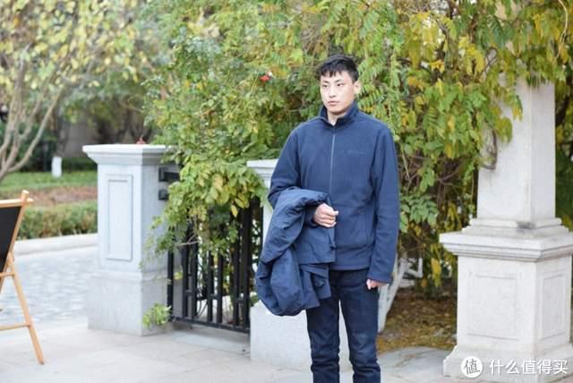 有型保暖两不误,沙乐华旅行生活系列套绒冲锋衣体验