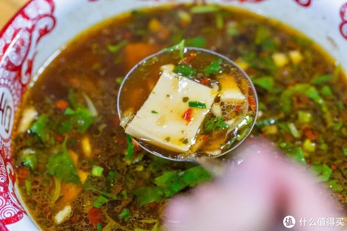 酸菜豆腐汤