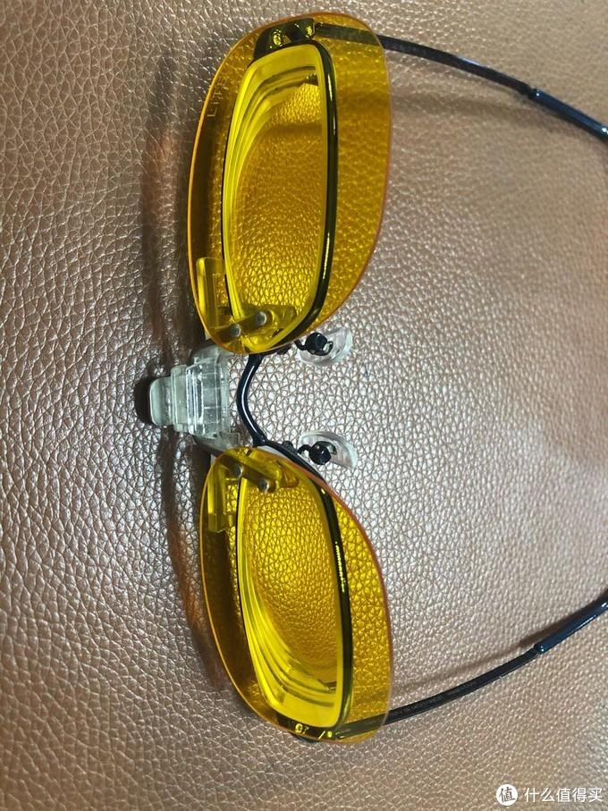 搭配prisma防蓝光眼镜夹片