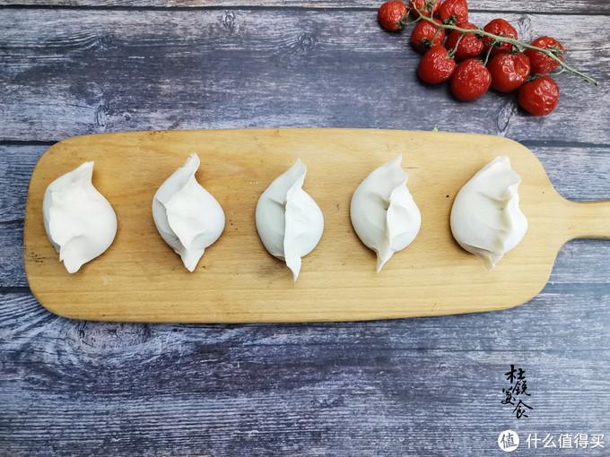 水饺直接和面就错了,多加2物,皮薄爆汁,解锁羊肉馅正确调法