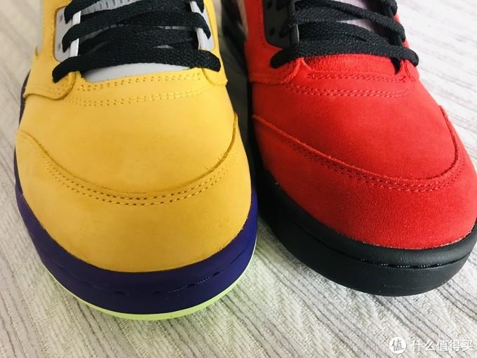 鸳鸯AJ5开箱,穿上这双鞋就是GAI上最靓的仔
