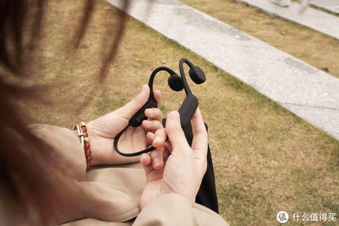新一代骨传导蓝牙耳机,脱离手机照样听歌的MP3