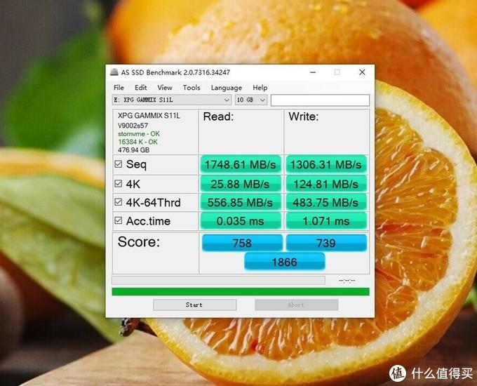 主盘容量不足,XPG S11 lite 512G固态副盘来补足