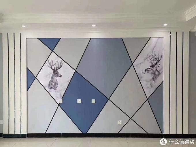 定制背景墙无缝壁画的种类及优点