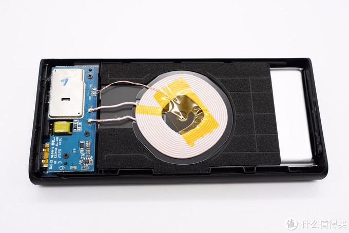 拆解报告:MI小米10000mAh 30W立式无线充移动电源WPB25ZM