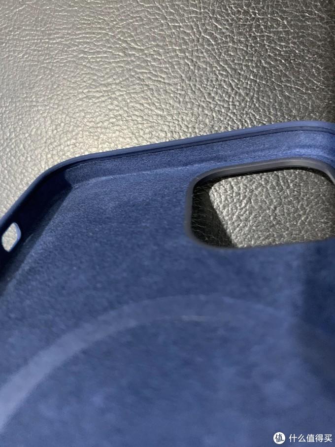 iPhone 12 pro max 官方硅胶壳
