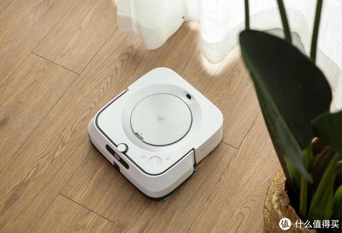 iRobot智能擦地机测评:扫地机器人的除尘好伴侣