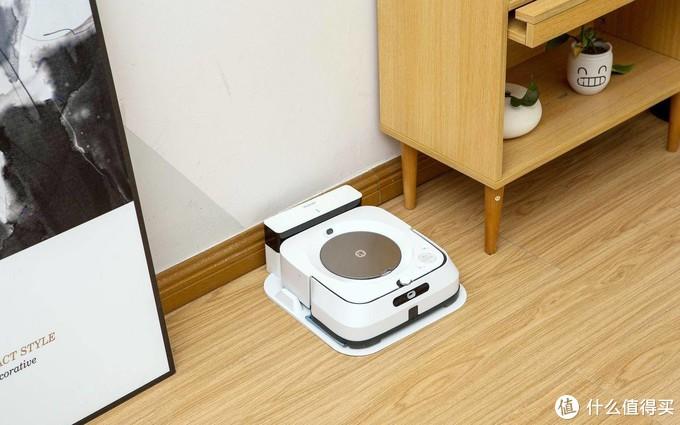 亲测iRobot擦地机器人:干湿双擦,轻松告别粘腻!