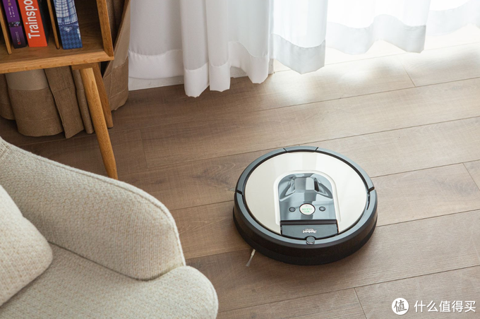 iRobot扫地机器人使用报告:全景规划,家务尽在掌握