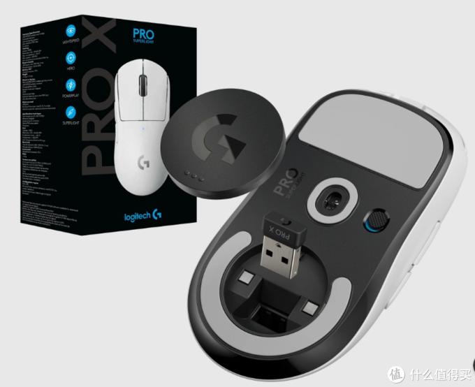 罗技发布最轻无线游戏鼠G Pro X Superlight,仅63g重