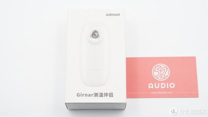 拆解报告:GIRNAR测温伴侣