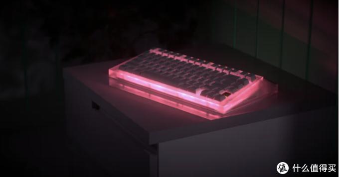 怒喵科技 发布新款CYBERBOARD 冰霜圣诞版键盘,售价约3300元圣诞前开售
