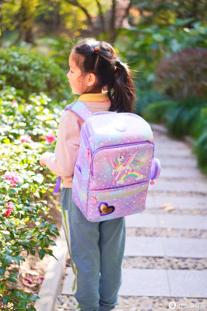 开学季,给孩子的身体减减负——小学生护脊书包 GMT for Kids