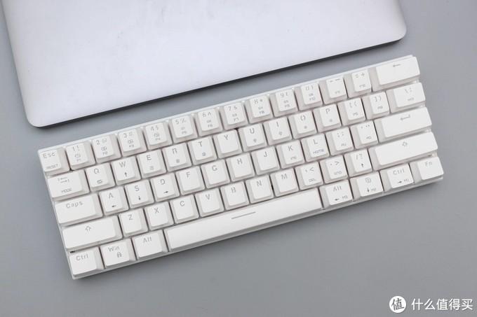 用过就戒不掉,摩豹CK62蓝牙机械键盘