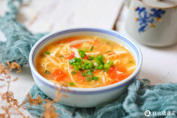 冬天我喜欢这素汤,不加肉也能连喝两碗,营养丰富又补钙