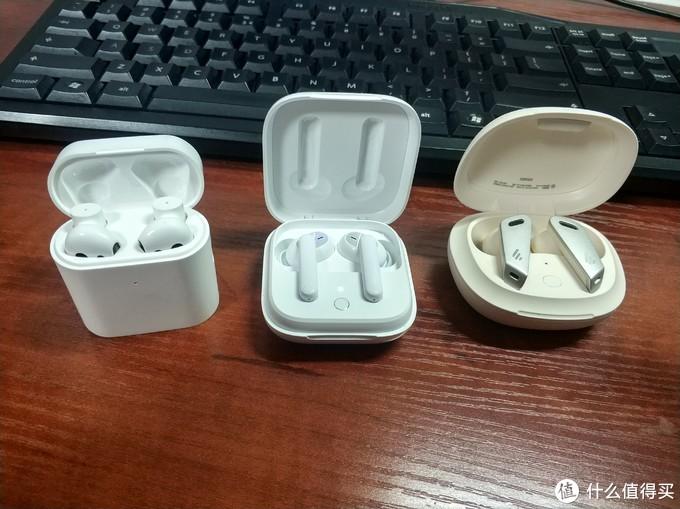 OPPO Enco W51、漫步者EDIFIER TWS NB2等四款真无线蓝牙耳机简单对比