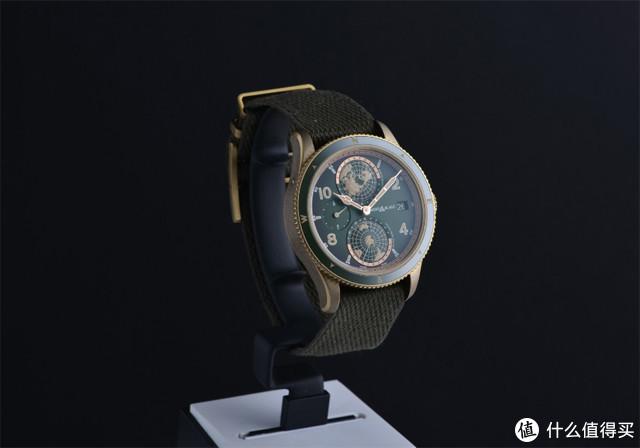 5万块想买青铜腕表,这三款的水准都挺高!