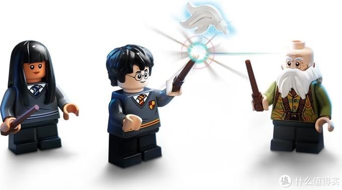 新玩法!乐高公布四款2021年哈利波特魔法书套装新品