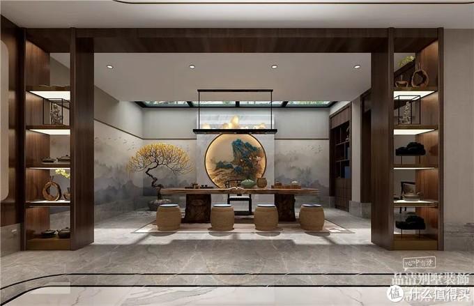常州别墅 | 新中式设计,凝聚千年中式之美