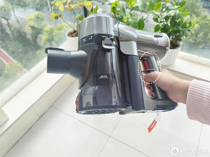 大繁至简-扫拖一体,打扫家务更方便-洒拖F6分享