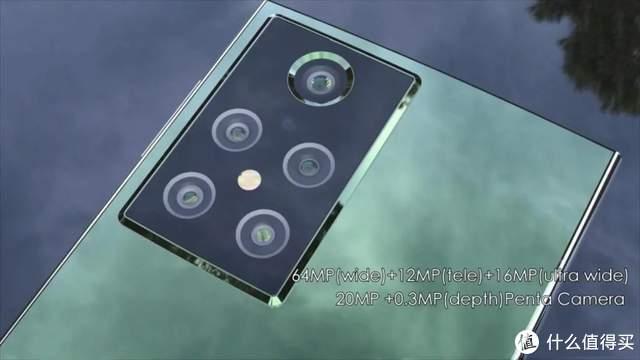 华为Mate50Pro:有鸿蒙OS,处理器你选择麒麟还是高通