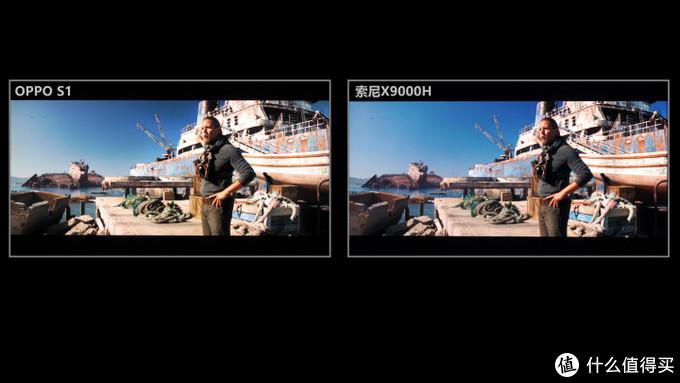 OPPO智能电视S1深度评测,对比SONY X9000H