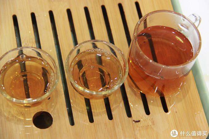 叶生华茶汤