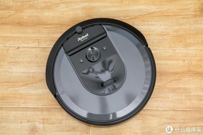 iRobot扫地机器人实测:自动集尘,坐享洁净!