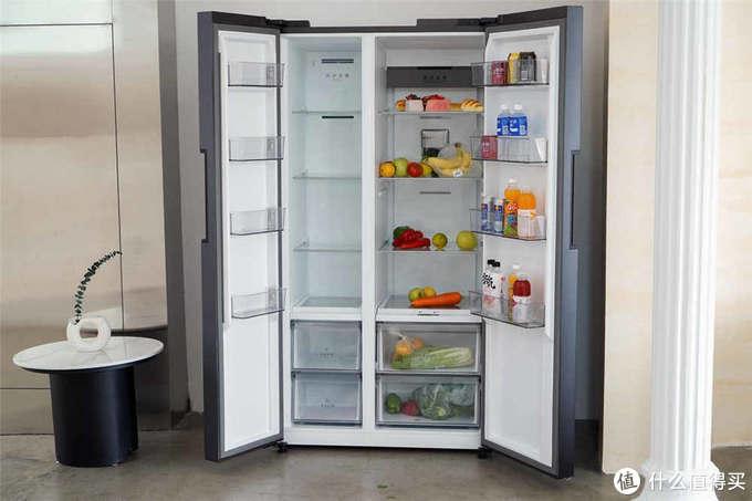 美的545升冰箱评测:用酱油考验保鲜效果,它是怎样完美通过的?