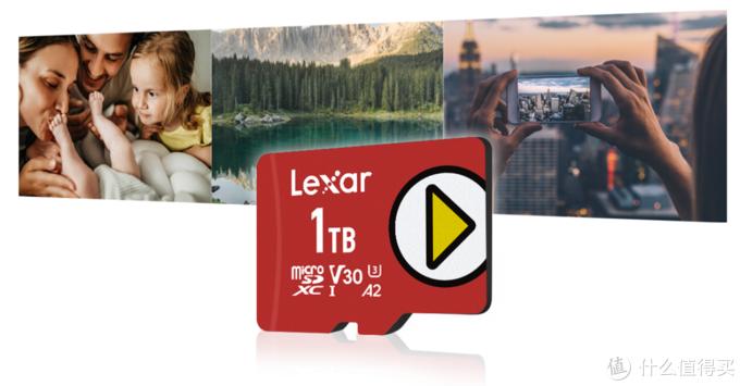 雷克沙发布PLAY microSDXC UHS-I游戏专用储存卡