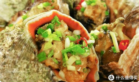 会煮泡面就能做好吃的美味—清蒸海螺