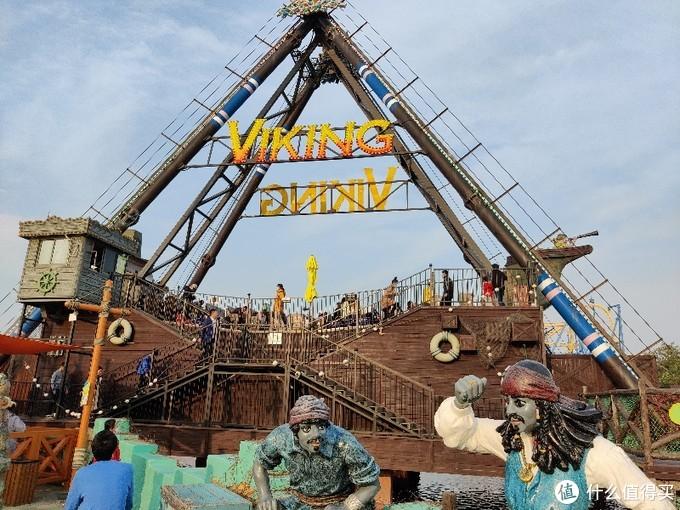 大连的发现王国主题乐园,我们明年再见!
