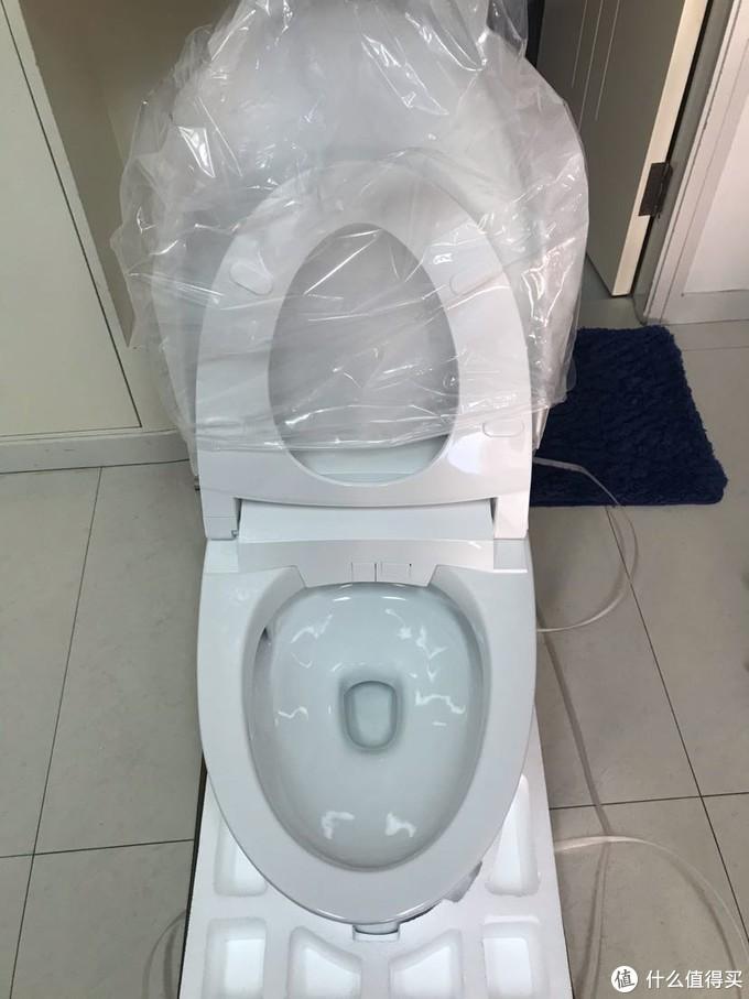 双十一好价入手京造智能马桶开箱——老房卫生间马桶升级更换