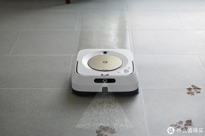 iRobot擦地扫地机器人登场,强强联手解决家庭清洁问题