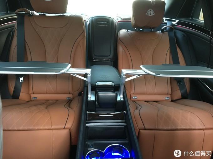 迈巴赫S450改四座,体验头等舱级的享受
