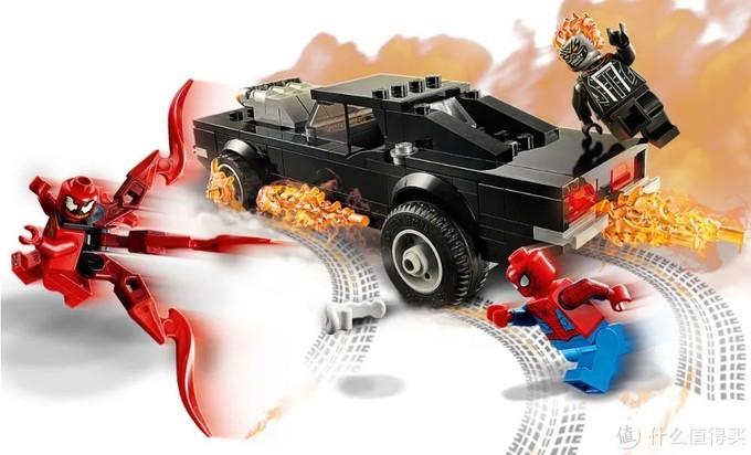 2021年乐高漫威超级英雄官方图片发布(复仇者联盟、蜘蛛侠)