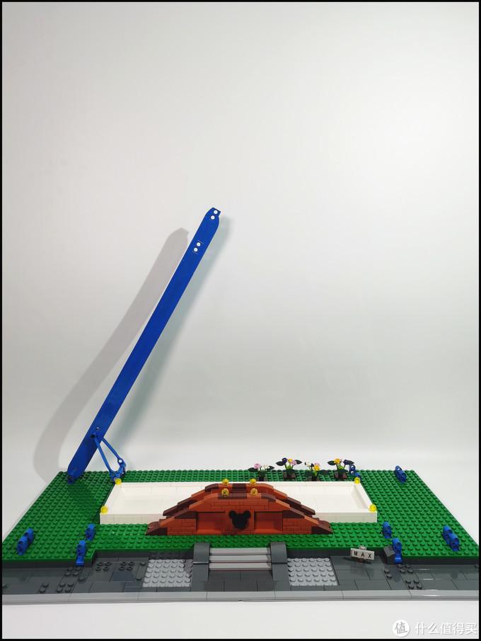 见过乐高的摩天轮,比乐高摩天轮还大的今天第一次见