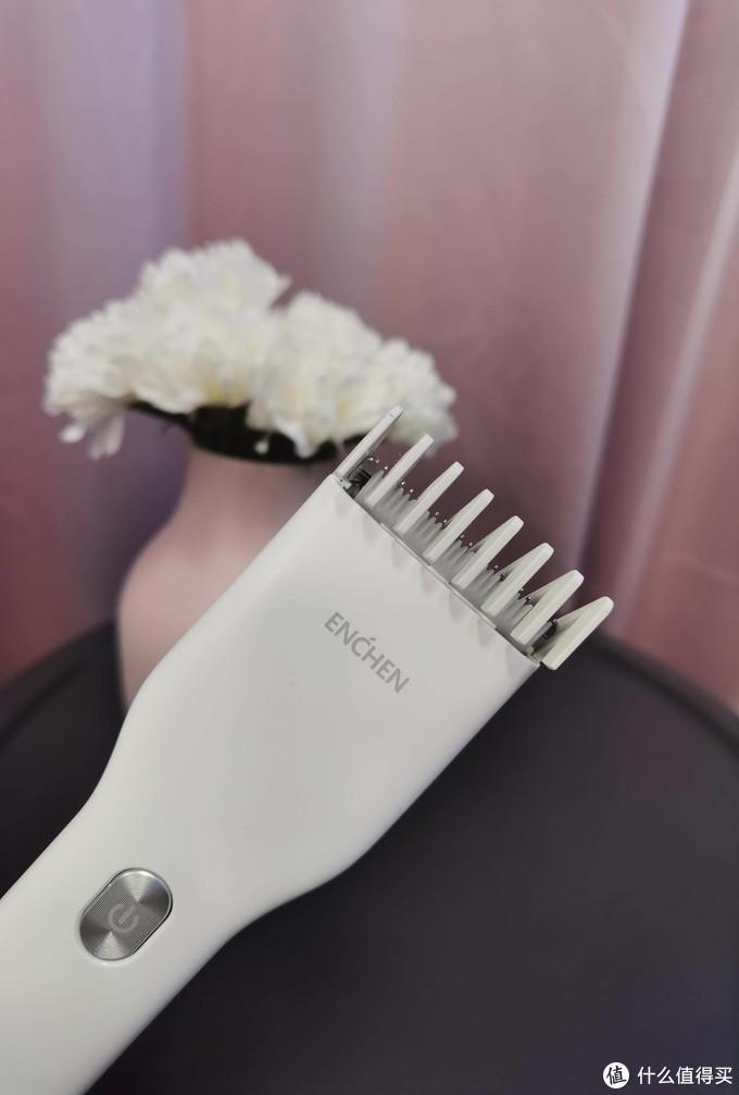一个让你用了就爱不释手的高颜值理发器