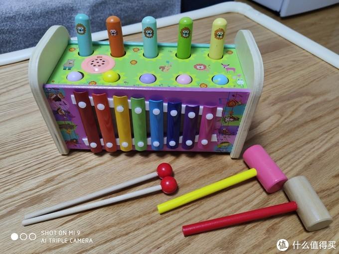 一岁宝宝的玩具推荐---马博士打地鼠