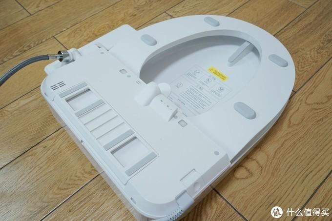 如厕舒适感受 智能马桶盖升个级:智米智能马桶盖