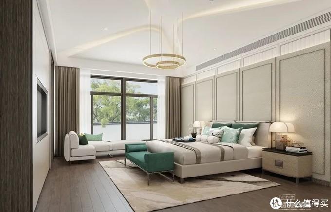 常州别墅装修 新中式风格——温娴雅致、自在随心