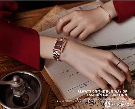 适合打工人的百元级石英表,这是我见过最显气质又防水的女士手表