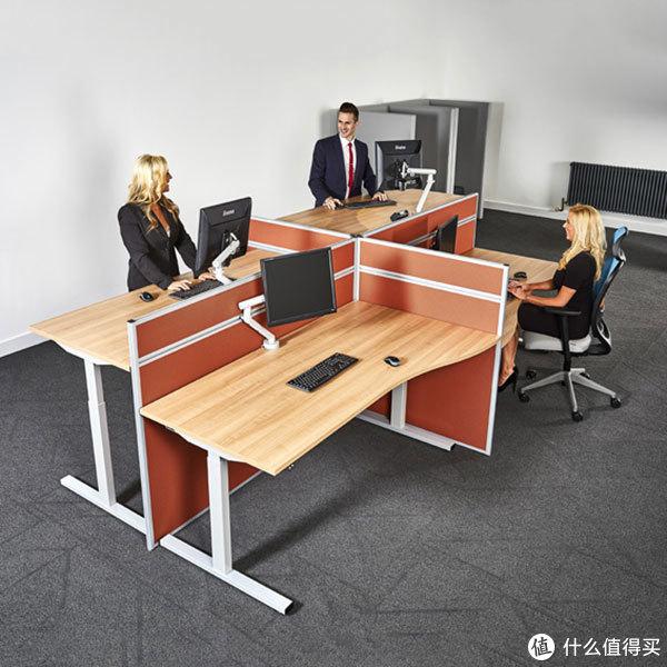 智能升降桌和普通办公桌比有什么优势?