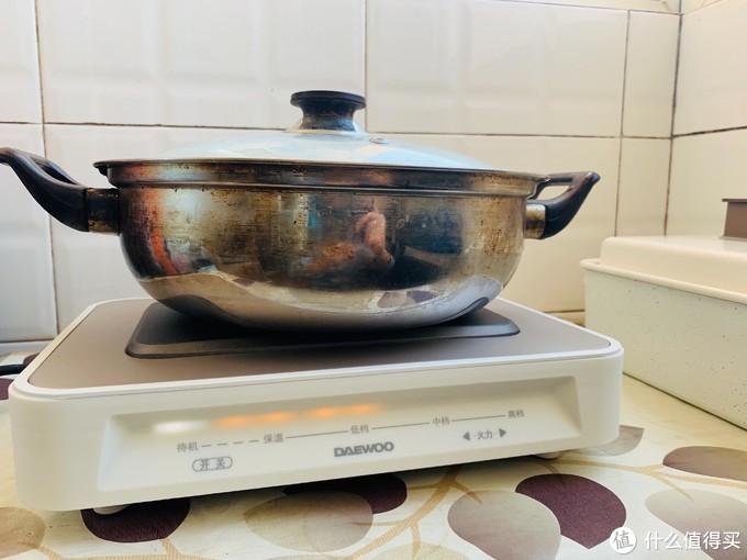 一锅轻松做出各路美食——测评韩国大宇多功能料理锅
