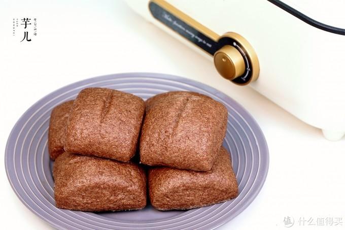 白馒头天天吃,今天教你做黑麦馒头,做法简单又快速,好吃不长肉