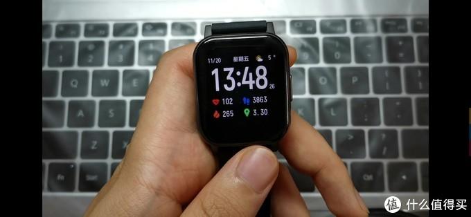 智能手表百元价位,能干掉小米手环吗(haylou智能手表二代评测)