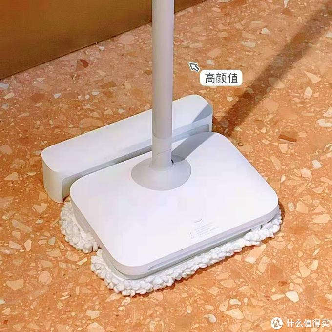 米粉必入——米家无线手持擦地机